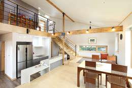 modern Living room by 주택설계전문 디자인그룹 홈스타일토토