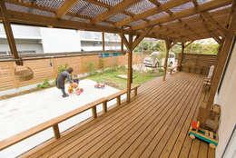 Terrace by 株式会社粋の家