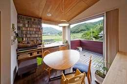 ห้องทานข้าว by キリコ設計事務所
