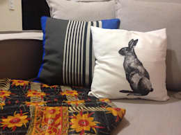 Deco: Dormitorios de estilo moderno por DAS