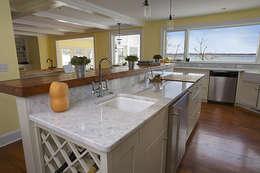 Cocinas de estilo moderno por Star Mermer Granit