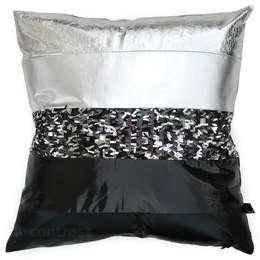 Poduszki : styl , w kategorii Salon zaprojektowany przez Colour Contrast