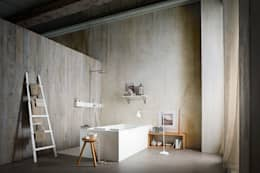 minimalistic Bathroom by Giulio Gianturco