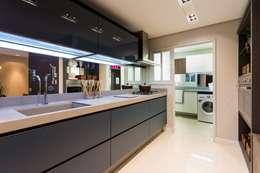 مطبخ تنفيذ ArchDesign STUDIO
