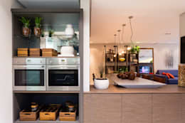 eclectic Kitchen by ArchDesign STUDIO