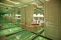 Baños de estilo  por Paulinho Peres Group