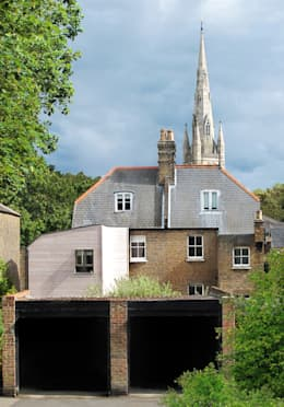 Wistanton Cottage : classic Houses by Simon Gill Architects
