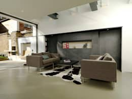 Farbgestaltung Fr Gerumige Wohnzimmer