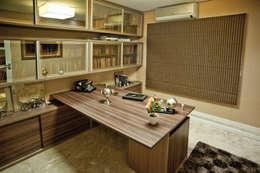 Oficinas de estilo moderno por Paulinho Peres Group