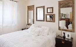 Gavetão- Decoração de Interiores: rustik tarz tarz Yatak Odası