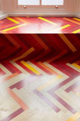 Walls & flooring by DECOPLUS PARQUETS