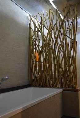 Ulrich holz -Baddesign: eklektik tarz tarz Banyo
