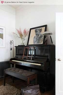 klassische Wohnzimmer von Heart Home magazine