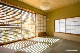 modern Bedroom by アグラ設計室一級建築士事務所 agra design room