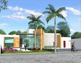 Rumah by Milla Arquitectos S.A. de C.V.