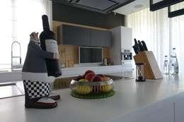 moderne Keuken door J.Design