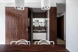 Projekty,  Salon zaprojektowane przez Selecta HOME