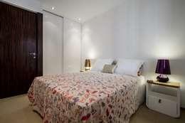 Selecta HOME: modern tarz Yatak Odası