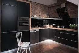 Кухни в . Автор – ARTEMA  PRACOWANIA ARCHITEKTURY  WNĘTRZ