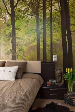 Mieszkanie na poddaszu : styl , w kategorii Sypialnia zaprojektowany przez ARTEMA  PRACOWANIA ARCHITEKTURY  WNĘTRZ
