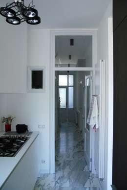 keuken:   door Marc Font Freide Architectuur