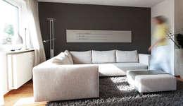 Wohnzimmer S: klassische Wohnzimmer von Egon Müller GmbH Der Stuckateur - cc wohnmanufaktur