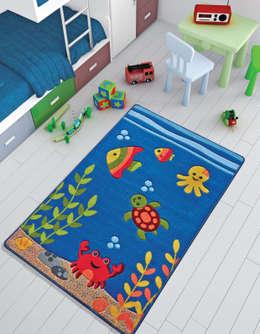 CONFETTI – SEA WORLD: modern tarz Çocuk Odası