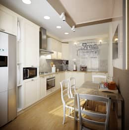 moderne Keuken door Инна Михайская