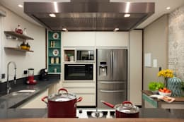 modern Kitchen by Arquitetura 8 - Ana Spagnuolo & Marcos Ribeiro