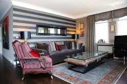 Salas de estilo moderno por ARTISTIC DESIGN