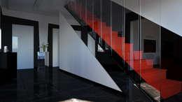 Pasillos y recibidores de estilo  por SVPREMVS