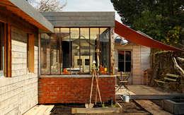 Verrière: Jardin de style de style Industriel par Tabary Le Lay