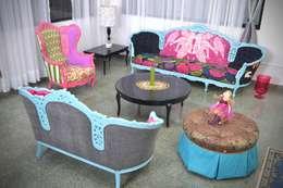 Tienda: Salas de estilo ecléctico por Laura Vintage