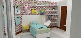 Arquiteto Virtual - Projetos On lIne: modern tarz Çocuk Odası