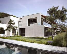 modern Houses by meier architekten
