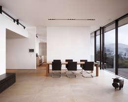 Столовая комната в . Автор – meier architekten