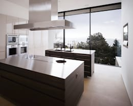 moderne Keuken door meier architekten