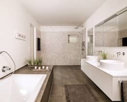 modern Bathroom تنفيذ meier architekten