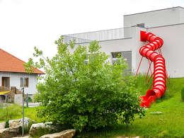 Школы и учебные заведения  в . Автор – Kräftner Landschaftsarchitektur