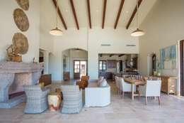 Mar Studio: Salas de estilo moderno por MAR STUDIO
