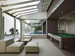 Una veranda per il terrazzo e...anche in inverno sfruttiamo ogni angolo!