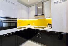 Cocinas de estilo minimalista por Rustem Urazmetov