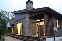 ■ Japanese Style・ジャパニーズスタイル: 株式会社アートカフェが手掛けた家です。