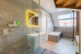 modern Bathroom by Horst Steiner Innenarchitektur