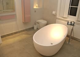 modern Bathroom by Refurb It All