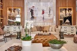 Decora Lider Campinas - Sala de Encontros: Salas de estar modernas por Lider Interiores