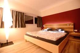 Moderne Schlafzimmer Von Homify