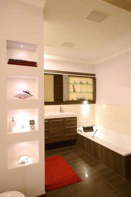 Ванные комнаты в . Автор – Horst Steiner Innenarchitektur