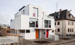 modern Houses by MuG Architekten