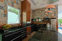 Nhà bếp by Lucas Lage Arquitetura